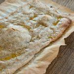 Coca, Pizza o Crackers de Trigo Sarraceno Fermentado, sin gluten